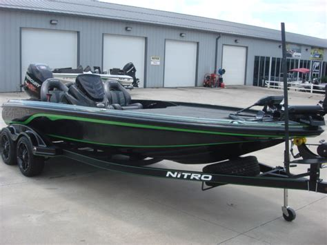 used nitro z20 bass boats for sale nitro z20 center consoles new in warsaw mo us boattest