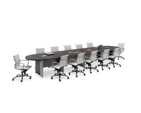 Racetrack Boardroom Table Classic Plus Racetrack Conference Table