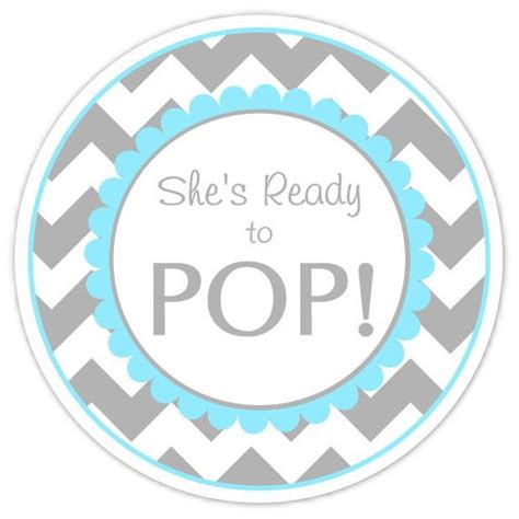 Free Printable Shes About To Pop Popcorn Wrapper Just B Cause Ready To Pop Labels Template Free