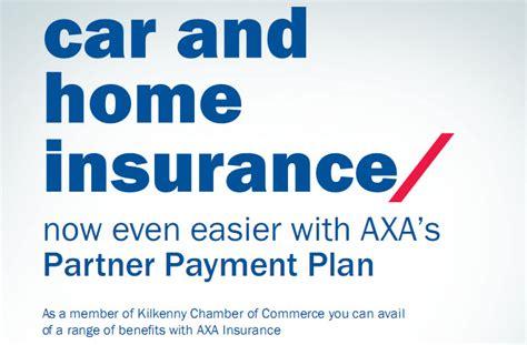 house insurance axa axa insurance member offer kilkenny chamber