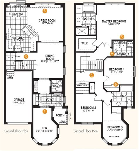 mattamy homes floor plans mattamy homes floor plans milton house design plans