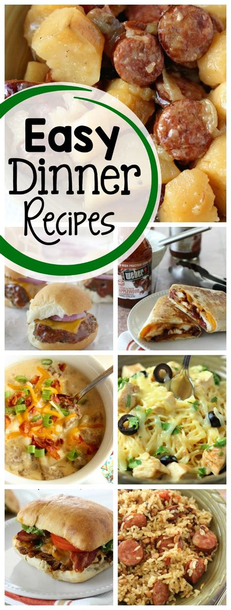 15 best weeknight dinner recipes diary of a recipe collector