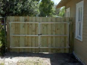 fence plan wooden fences