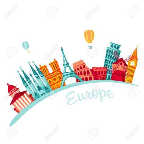 clipart viaggi travel clipart europe travel pencil and in color travel