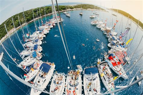 yacht week 2018 sailing holiday the yacht week croatia go dubrovnik