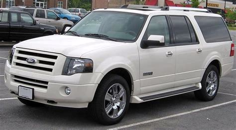 file 2007 ford expedition el limited jpg wikimedia commons