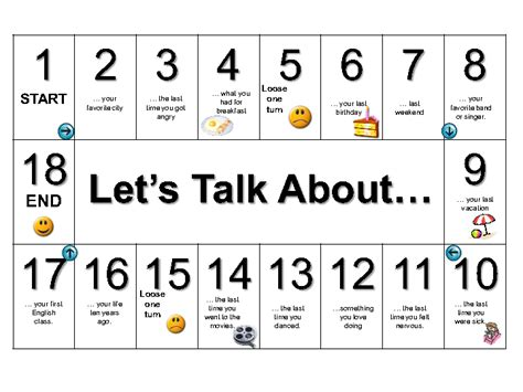 past tense printable board games let s talk about past simple board game