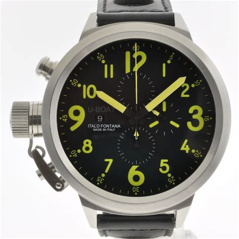 u boat watch vs panerai u boat flightdeck watches for sale