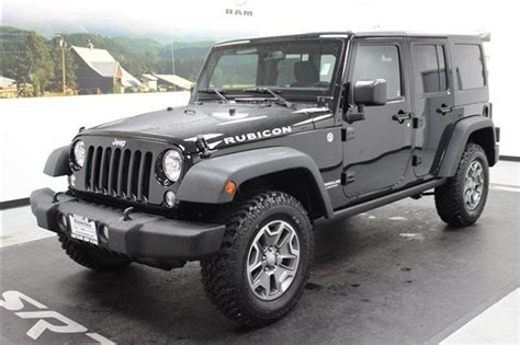 Rubicon Jeep 2015 2015 Jeep Rubicon Black Opps Release Date Price And Specs