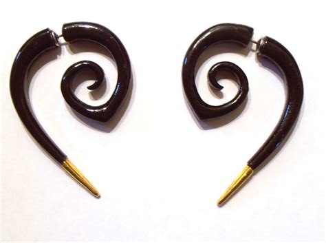 tattoo parlor earrings girl with the dragon tattoo earrings prop replica