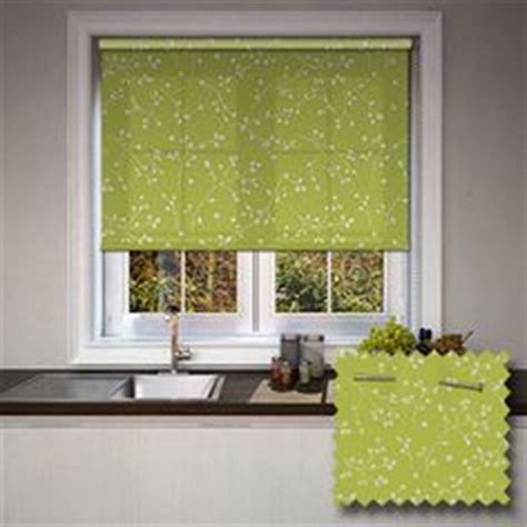 lime green kitchen blinds retro kitchen lime contemporary patterned roller blinds