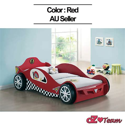 kids race car bed kids racing car bed single size children bedroom furniture