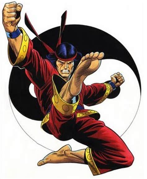 cav shang chi shenkuei vs leon kennedy nickz battles comic vine