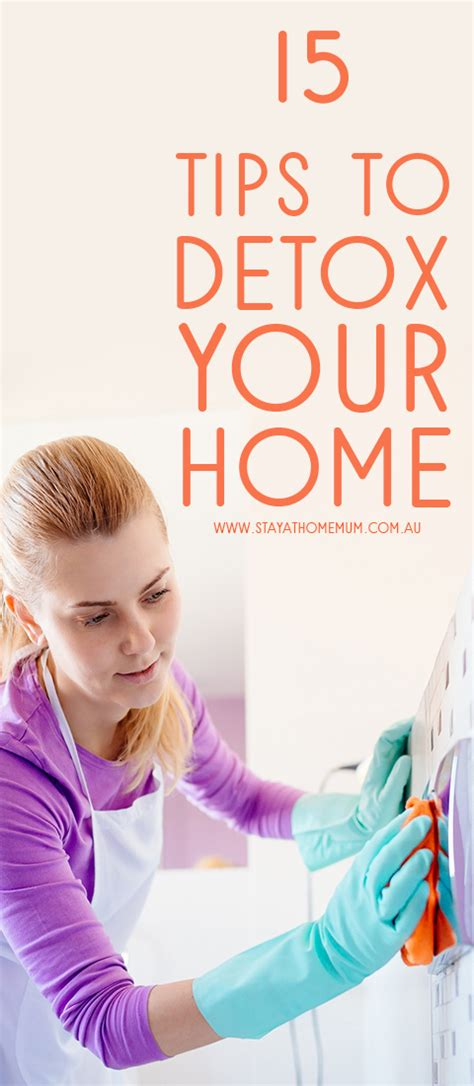 Tips For Detox At Home by 15 Tips To Detox Your Home