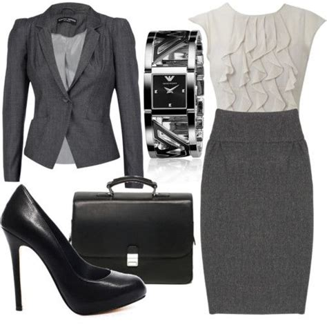 Well I Loved Hudsons Jacket by Office Chic I This Well I The Blouse Skirt