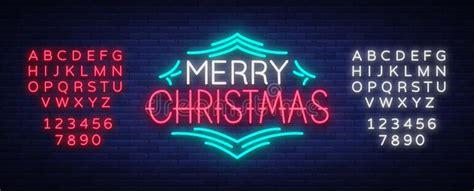 glowing merry christmas sign stock illustration illustration  white december