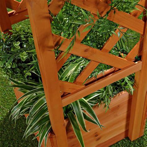 Pflanzen Kaufen 957 by Rosenbogen Inkl Blumenk 252 Bel Aus Holz Garten Deko Spalier