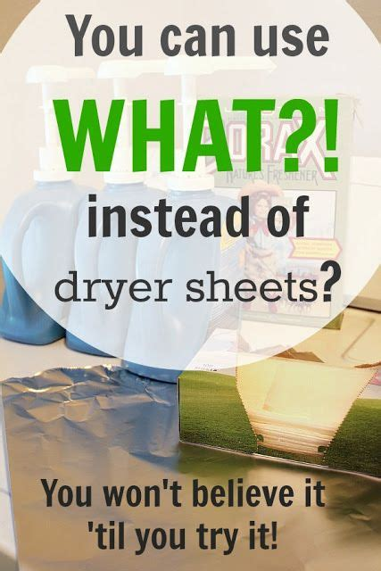 Dryer Sheets Toxins Affect by Dryers Cost Saving And Alternative On