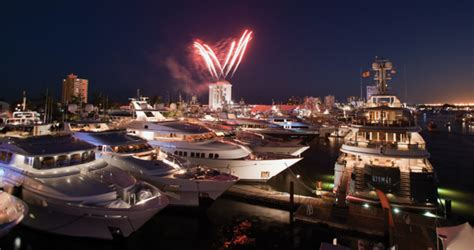 fort lauderdale boat show events top 5 upcoming luxury events to private jet travel