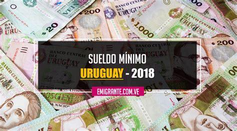 incremento nuevo sueldo enero 2016 191 c 250 al es el sueldo m 237 nimo en uruguay enero 2016