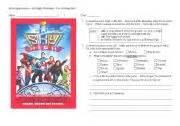 lucy film worksheet sky high pre viewing worksheet