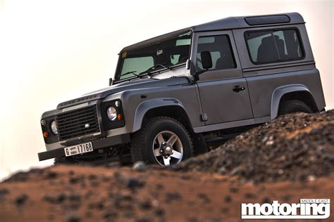 land rover defender 2013 2013 land rover defender 90 review motoring middle east