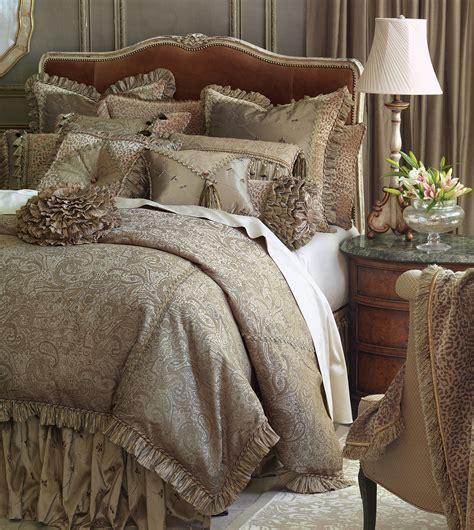 eastern accents bedding marquise luxury bedding by eastern accents odette bedset