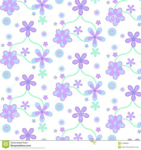 pastel purple pattern pastel purple blue simple flower pattern royalty free