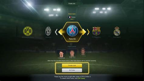 tutorial fifa online 3 bm fifa online 3 tutorial 1 manager creation youtube