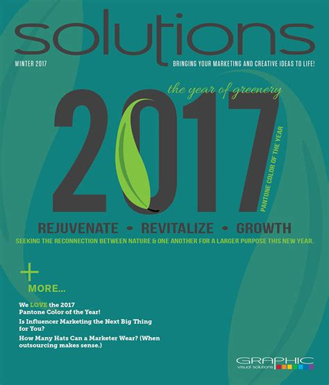 Magazine Contests And Sweepstakes - vote in the solutions magazine cover design contest