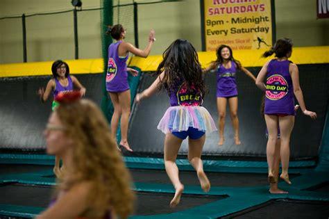 Carol Jump events rockin jump carol troline park