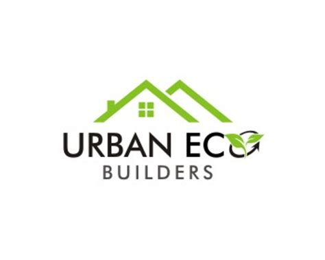 free logo design urban urban eco builders logo design contest logo designs by pakde