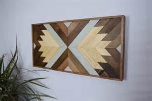 wooden wall hanging wood wall art contemporary geometric wood by