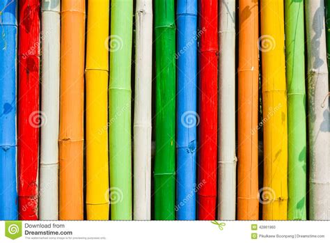 bamboo color color bamboo stock photo image 42861960