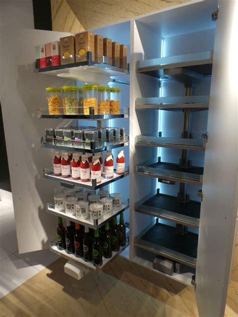 Lavido Pull Out Pantry   Modern   wilmington   by Clever