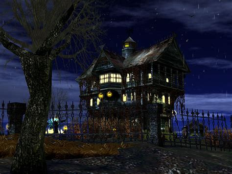 house themes for pc 3d haunted halloween screensaver a deserted mansion on