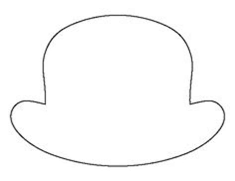 scarecrow hat template templates scarecrow scarecrows