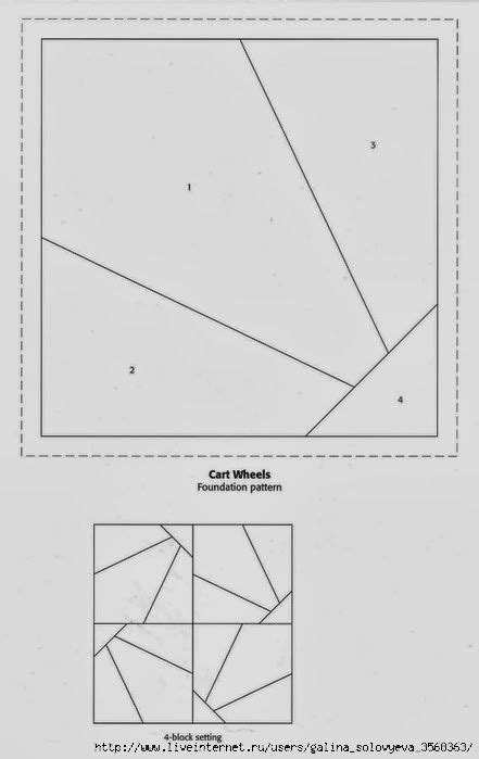 Pin de Tossie van Vuuren em Quilt Blocks | Padrões de