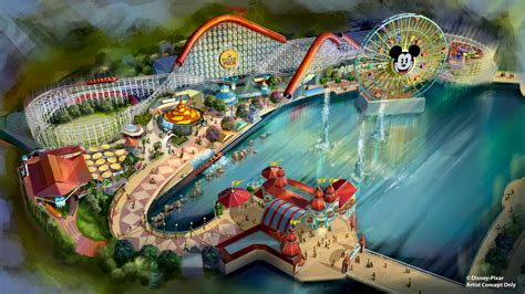 New Listing New Tokyo Disney Resort Pixar Story Buzz Woody incredicoaster pixar pier coming summer 2018 disney tourist