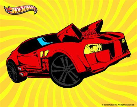 imagenes hot wheels dibujos de hot wheels para colorear dibujos net