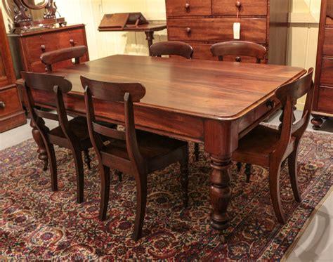 19th century australian cedar kitchen table the merchant