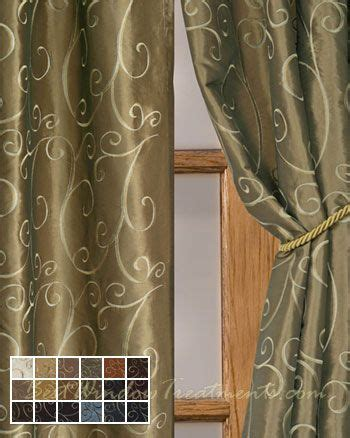 chateau curtains chateau curtain panel available in 18 choices chateaus