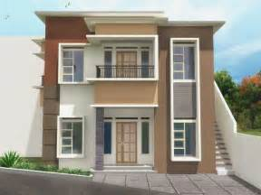 Home Design App Upstairs Simple House Design With Second Floor More Picture Simple