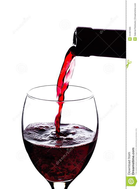 pouring wine royalty free stock photo image 34487685