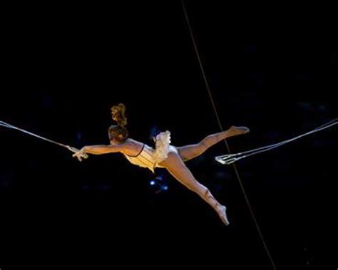 swinging trapeze a creative leap of faith dreaming aloud