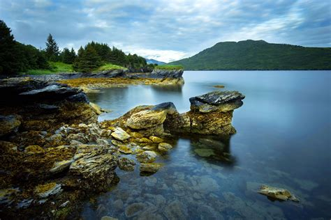 picture bay landscape wallpaper