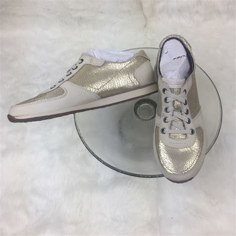Hush Puppies Gold 20 hush puppies shoes chazy dayo light gold leather