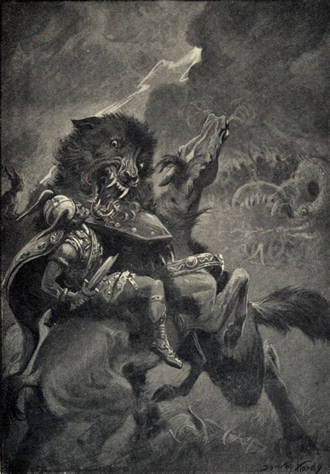 norse mythology fenrir wikipedia