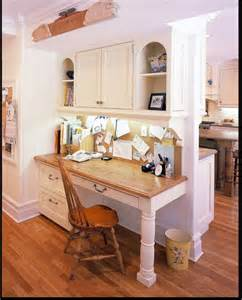 kitchen desk idea favorite places amp spaces pinterest