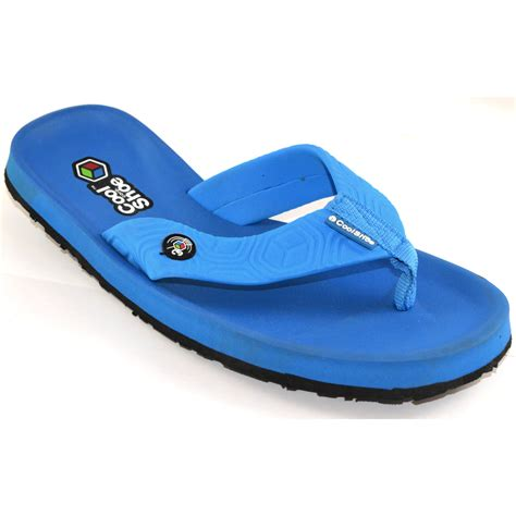 cool slippers cool shoe harlem mens flip flops sandals fittyflex